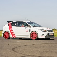 Ford Focus RS - Tor Bednary