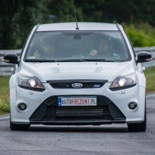 Ford Focus RS - Tor Borsk