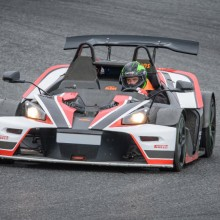 KTM X-BOW CUP - Tor Bednary - Jako Pasażer