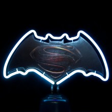 Lampka Neon Batman vs. Superman