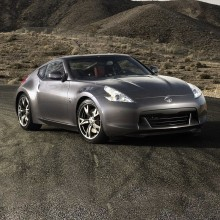 Nissan 370Z - Tor Bednary