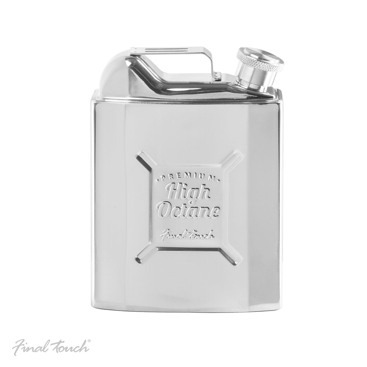 Stainless steel gas can 20 litre petrol container